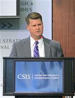 シュライバー国防次官補、日韓対立は「中国、ロシア、北朝鮮を利する」 11月に日米韓国防…