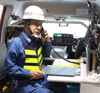 【都民の消防官(4)】隊員を現場へ、無事故守る 麻布署消防士長の青山亮さん