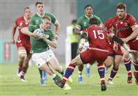 アイルランド2勝目 W杯、日本の予選突破は最終戦次第