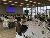大嘗祭献上で注目 栃木県産米「とちぎの星」使った食育授業 作新学院高