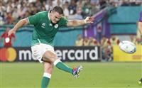 アイルランドが本領発揮でA組首位に セクストン復帰、実力示す W杯ラグビー