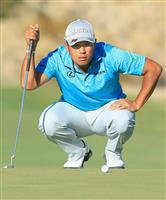 松山は5打差43位 小平129位 米男子ゴルフ第1日