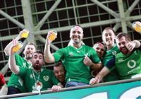 酒豪アイルランド、日本でも本領 ビール4杯、5杯 観戦ファンらぐいぐい ラグビーW杯