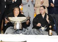 【大相撲徳俵】20代の関脇、小結が全員勝ち越し 大相撲界に「世代交代のうねり」