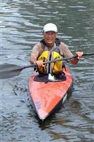【ちば人物記】浦安市カヌー協会会長・三浦寛さん(79) 海は自由だ 日本一周
