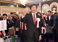 台湾の「双十節」祝賀会に800人参加