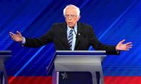 米大統領選 入院のサンダース氏は「心筋梗塞」 陣営が発表