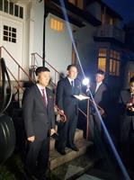 米朝協議は「決裂」と北朝鮮 「米は手ぶらできた」