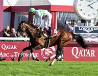 凱旋門賞、日本馬はキセキの7着が最高 ヴァルトガイスト優勝、エネイブルは2着