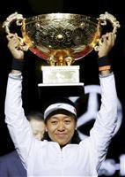 大坂が3位に浮上 女子テニスの7日付世界ランキング