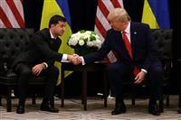 【環球異見】ウクライナ疑惑 米紙「外国による干渉、最悪の敵だ」/露紙「生贄にされたゼレ…