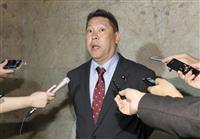 N国・立花党首、参院埼玉補選出馬を表明