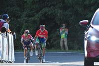 自転車Jプロツアー今季最終戦 ブリッツェン岡は総合2位 チーム団体連覇逃し3位