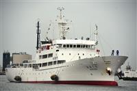 漁業取締船が新潟港入港 北朝鮮船とEEZで衝突
