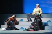拉致啓発舞台劇、立川市で上演 映画もクランクインへ