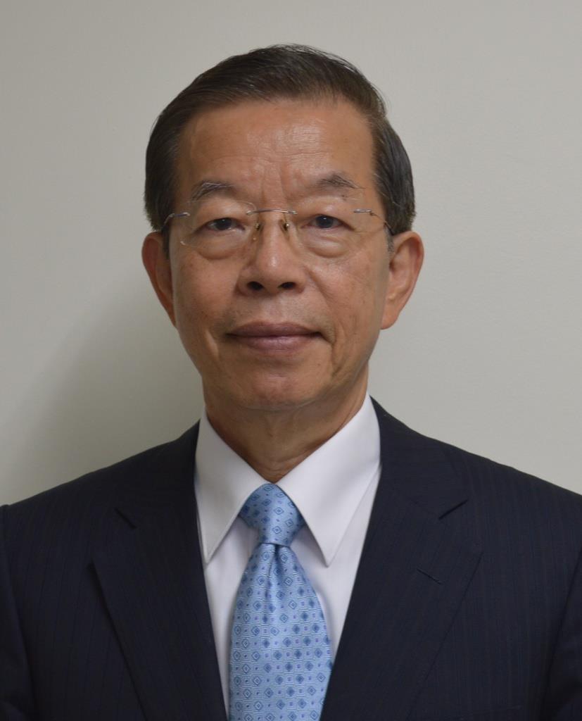 台北駐日経済文化代表処の謝長廷代表
