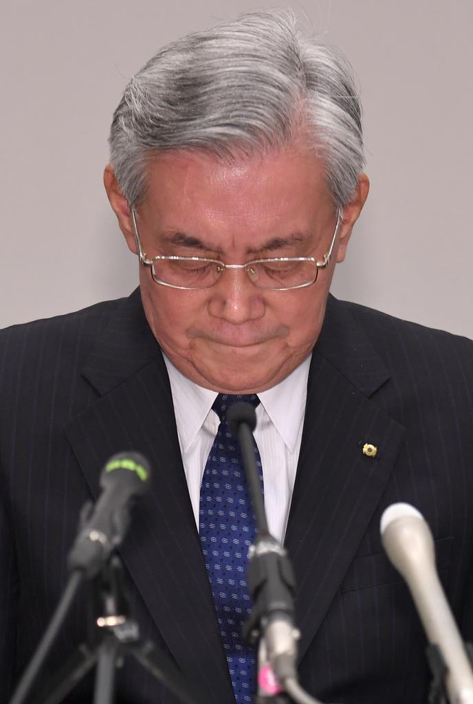 【関電辞任会見】第三者委と役員人事の概要を発表、岩根社長「調…