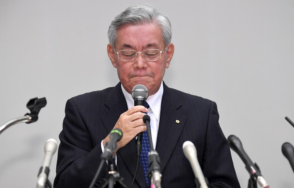 【関電辞任会見】岩根社長、原子力事業への影響「現時点で申し上…