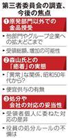 【関電第三者委会見】「公正な目できちんと事実を調査」と元検事総長の但木委員長