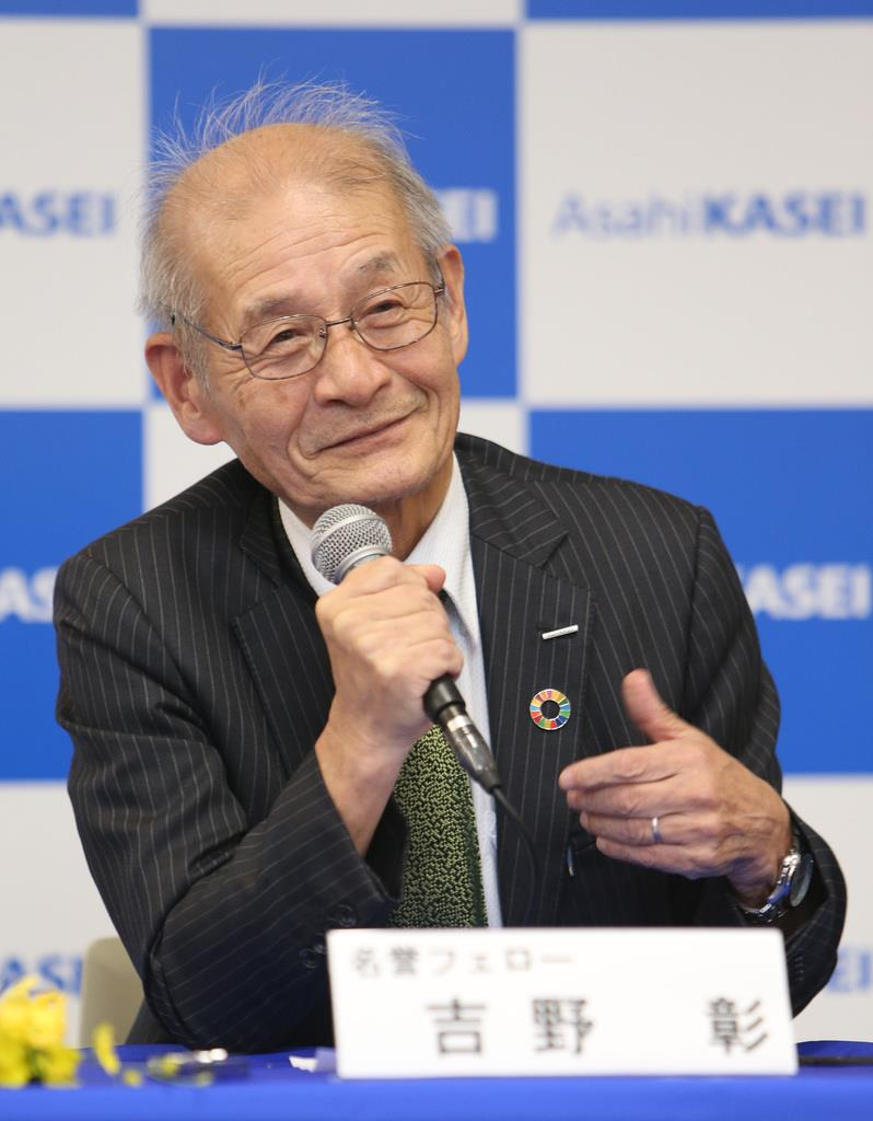 経済同友会・桜田代表幹事「研究者に奮起促す」 ノーベル化学賞…