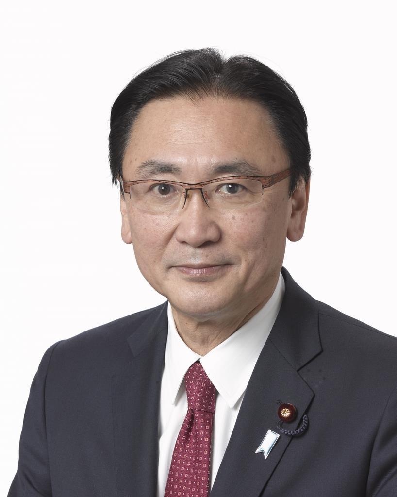 日華議員懇談会会長の古屋圭司衆議院議員