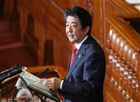 参院代表質問 首相、豚コレラ「終結へ対策総動員」