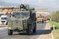 トルコがシリア軍事作戦開始 クルド人地域
