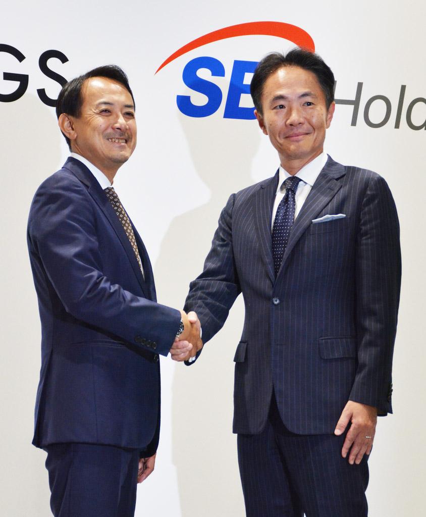 Zホールディングス、SBIと提携 証券・FX・銀行分野で 金…