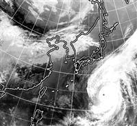 台風19号 週末の列島直撃へ 西、東日本に上陸見通し