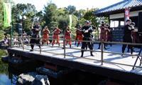 大阪・池田市職員の忍者集団、無念の解散