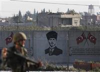 トルコ、シリア北部に越境攻撃、8人死亡