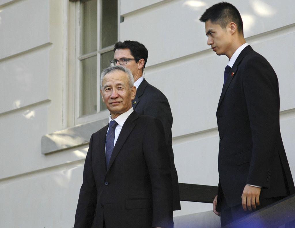 トランプ氏「非常によい交渉」 米中閣僚級 為替も討議