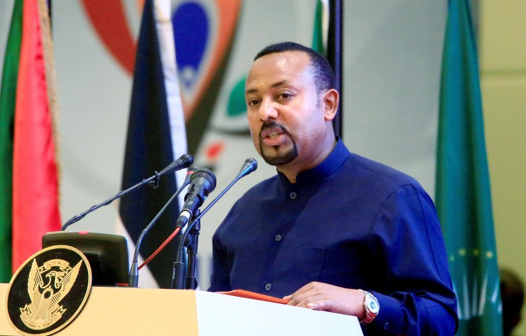 エチオピアのアビー首相(ロイター)