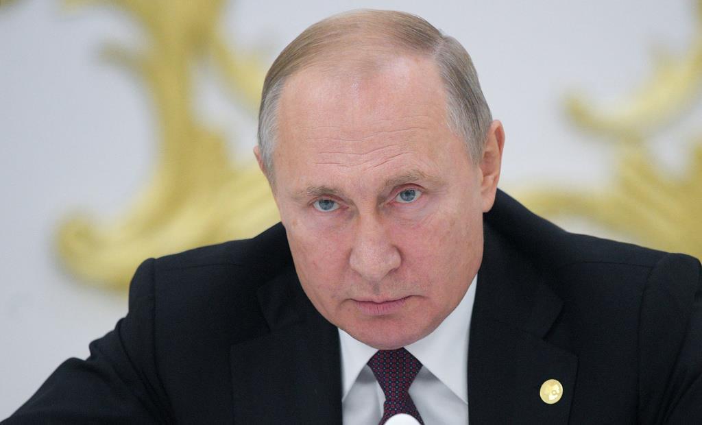 プーチン露大統領(ロイター)