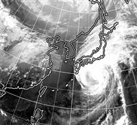【台風19号】USJは12日休園 風に飛ばされるごみ箱など撤去