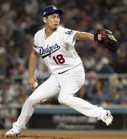 """前田が地区S""""ベストナイン"""" MLB公式ツイッター"""