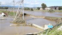 【台風19号】栃木県内、一時2万人避難、11河川が決壊 浸水相次ぐ 4人死亡 台風19…