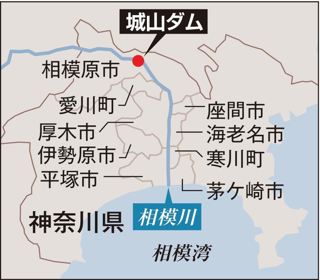 【台風19号】異常な降水量、防水施設の想定も「防災能力追いつ…