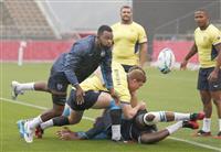 釜石でのナミビア-カナダ戦は中止 ラグビーW杯