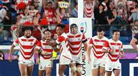 【ラグビーW杯】「強さを証明」した日本、快足コンビの活躍光り8強進出