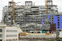 米南部、建設中ホテル倒壊 1人死亡2人不明