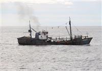 漁船衝突で北朝鮮が日本に賠償要求