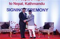 中国、ネパールに530億円支援へ 習近平氏、越境鉄道建設へ調査