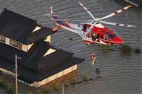 【台風19号】水没車内で死亡は58歳パート、土砂崩れ死亡は住人 宮城