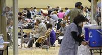 【台風19号】依然、31万世帯に避難指示 3万8千人が避難所に身を寄せる