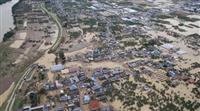 【台風19号】死者40人に 救助や捜索続く 長野車両センターは浸水4メートル超