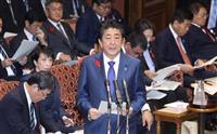 台風19号 「『この程度で良かった』はない」 自民幹事長発言で首相 参院予算委