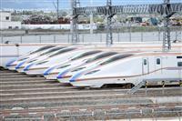 【台風19号】全線再開まで「相当期間」 浸水被害の北陸新幹線