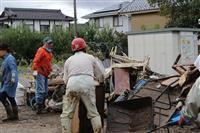 【台風19号】千曲川氾濫 避難の高齢夫婦「さすがに疲れてきた」