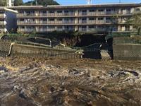 【台風19号】静岡は1人死亡、1人不明、8人重軽傷 熱海など9700戸で断水